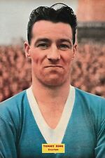 Football Photo>TOMMY RING Everton 1959-60