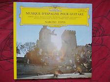 musique d'espagne pour guitare - Narciso Yepes - disque 33 tours 2530 159