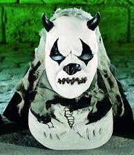 Evil Panda Halloween Overhead Masque & Tour de Poitrine Pièce Adulte Neuf P6481