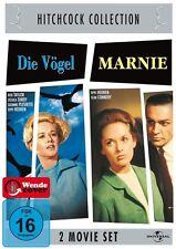 DVD ALFRED HITCHCOCK: Die Vögel / Marnie # KLASSIKER ++NEU