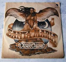 Oliver Onions - Santa Maria .. 80er EMI 006-77043