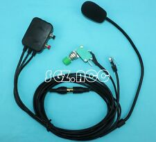 New Microphone Car Handsfree For Yaesu FT-8900R FT-1900R FT-2900R FT-1802M 6 Pin