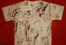 Vintage New.Michelangelo.Fine Art.Museum Store.Nude Men.Metropolitan.Magna Carta