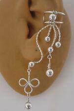 Sterling Silver Earcuff ear cuffs #7403