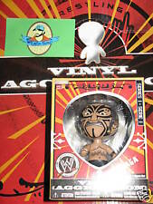 WWE VINYL AGGRESSION SERIES 1 UMAGA JAKKS 3 INCH