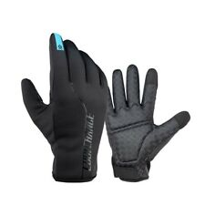 Thermal Gloves Full Finger Cycling Warm Winter Bike Touch Screen MTB Windproof