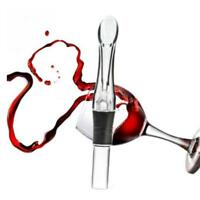 Red Wine Aerator Pour Spout Bottle Stopper Decanter Pourer Aerating Wine MP
