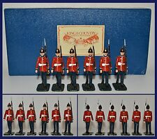 King & Country Glossy *6* Royal Marine Marching With Rifles **K&C/8310.2**