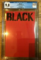 Black #1 NYCC Comic Con Red Edition Variant 87/99 2016 CGC 9.8 1260759007