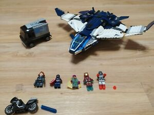 Lego Super Heroes Avengers Age of Altron 76032 complete
