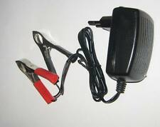 strong 1200mA 1,2A 6Volt automatic charger lead batteries to 12Ah 6V PEREGO #4