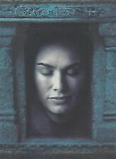 """Game of Thrones Season 6: HF3 """"Cersei Lannister"""" Hall of Faces Chase Card"""