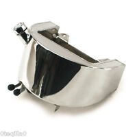 RESERVOIR BAC A huile bidon chrome moto harley hd 1989 1999 SOFTAIL OIL TANK new