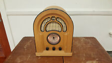 Vintage Spirit of St Louis Collectors Edition Radio Tape Player Working