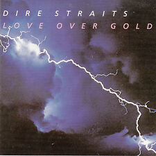 CD 5T DIRE STRAITS LOVE OVER GOLD REMASTERED DE 1996  Vertigo ‎– 800 088-2