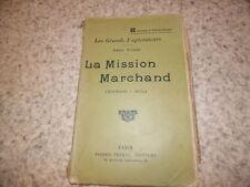 1899.La mission marchand (Congo Nil)..Paul d'Ivoi