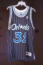 NBA Orlando Magic #32 Oneal Authentic Champion Jersey. Sz 44. Vintage. Mint.