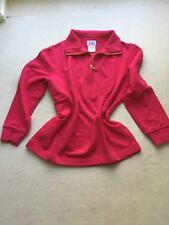 Escada-Sport  Shirt  Gr.  L pink-rot