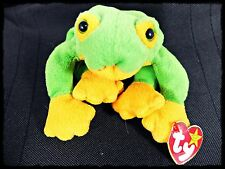 Retired TY Beanie Baby Smoochy the Frog