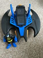 Imaginext Batman And Vehicle Dc
