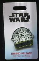 Star Wars Day 2020 May the 4th Be With You Stormtroopers Disney Pin 139359
