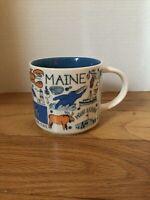 Starbucks Maine - Been There Series Mug Coffee Cup