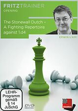 ChessBase - The Stonewall Dutch - A fighting repertoire against 1.d4 - NEU / OVP