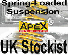 APEX Lowering Springs -50mm for BMW 5 E39 excl. Touring (E39 5/D) 1995-2002