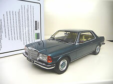 1:18 Otto Mobile Mercedes 280CE W123 green metallic NEW Free shipping Worldwide