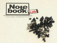 Packard Bell TK81 PEW96 KIT SET Viti Vite Screw Screws supporto notebook laptop