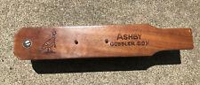Rare Vintage Ashby Turkey Box Call Original Hunting