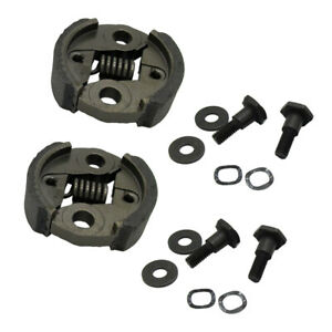 2 Set GTS Clutch Kit for VARIOUS 23CC 26CC Strimmer Hedge Trimmer Replacement