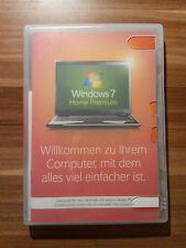Microsoft Windows 7 Home Premium 32bit Vollversion OEM deutsch GFC-00568