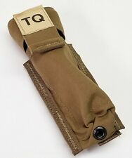 Tq Cat Tourniquet Carrier Pouch Coyote Brown Molle Nsn Usmc Fsbe Military