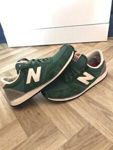 Las mejores ofertas en Gamuza New Balance 420 Zapatos deportivos ...