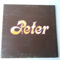 Peter Yarrow - Self Titled (Peter Paul & Mary) - Vinyl LP UK 1st Press A1/B1 NM