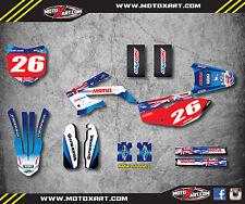 TM 85  - 2013 / 2016 Full  Custom Graphic  Kit - AUSSIE PRIDE stickers / decals