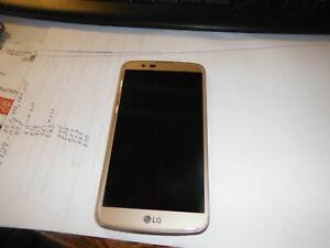 LG K10 (K428) Gold 16GB (GSM Unlocked) Android Smartphone Liberado