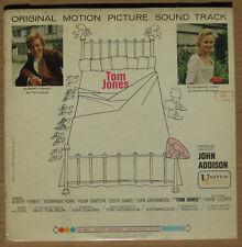 "Tom Jones Original Motion Picture Soundtrack 12"" LP record 1963"