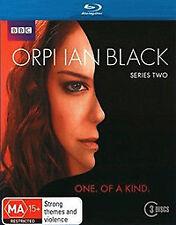 Orphan Black : Series 2 (Blu-ray, 2014, 3-Disc Set)