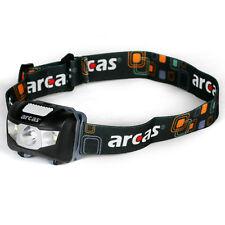 5W Arcas LED Stirnlampe Kopflampe Headlamp Headlight Jogging Licht Arbeitslampe