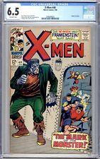 X-Men #40 - CGC Graded 6.5 (FN+) 1968- Silver Age