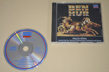 Ben Hur - Miklos Rosza / London 1985 / West Germany 1st. press / Rar
