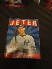 2006 Derek Jeter Sports Authority Figurine Monument Yankee Stadium Give Away