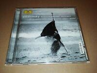 STRAVINSKY * LE SACRE DU PRINTEMPS / L'OISEAU DE FEU * DEUTSCHE GRAMMOPHON CD