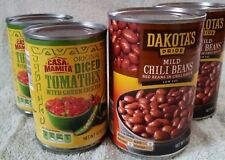 chilli kit food award winning beans chilies tomatoes vegetarian cans spice