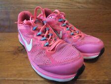 Womens Nike Dual Fusion  Run 3 Pink Running Shoes Casual Trainers UK 6 EU 40