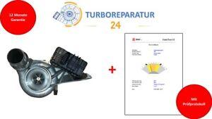 Orginal Turbolader BMW 1´er 3´er 5´er X1 X3 135KW 184PS 49335-00560 49335-00510