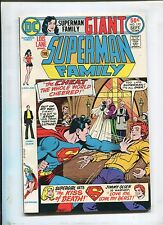 SUPERMAN FAMILY #172 (8.0) THE CHEAT THE WHOLE WORLD CHEERED!