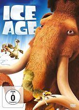 Ice Age 1 DVD NEU OVP Carnochan,Forte,Berg,Bresnahan,Garnhart Kinderfilm